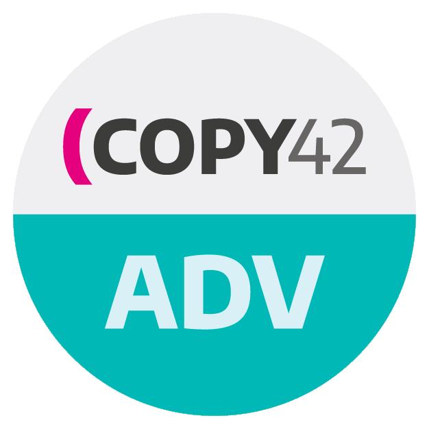 COPY42 ADV