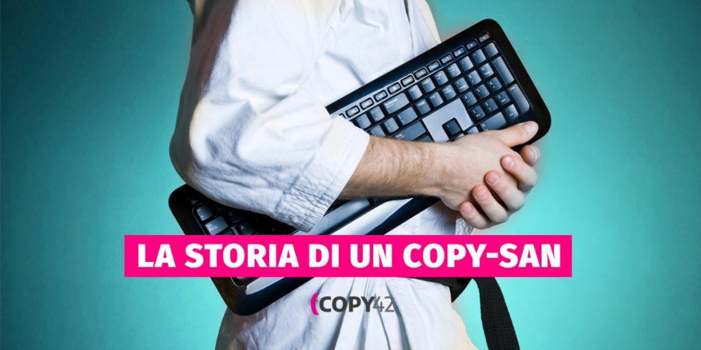 Copy42: l'esperienza formativa e professionale di Federico