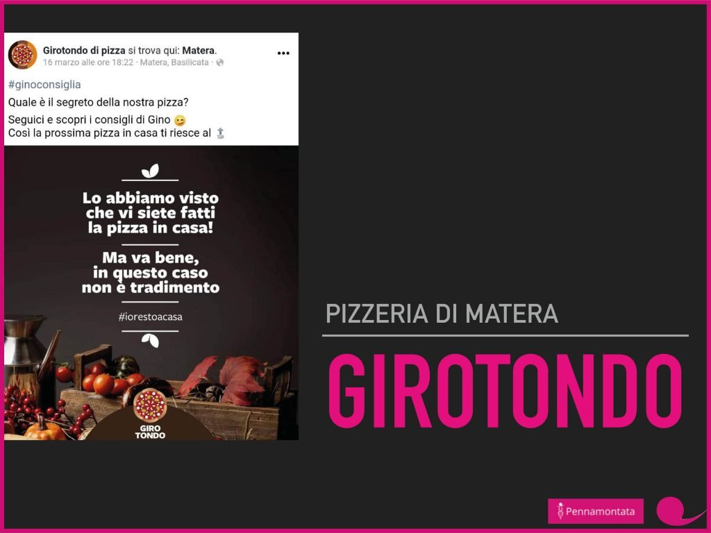 pizzeria #iorestoacasa