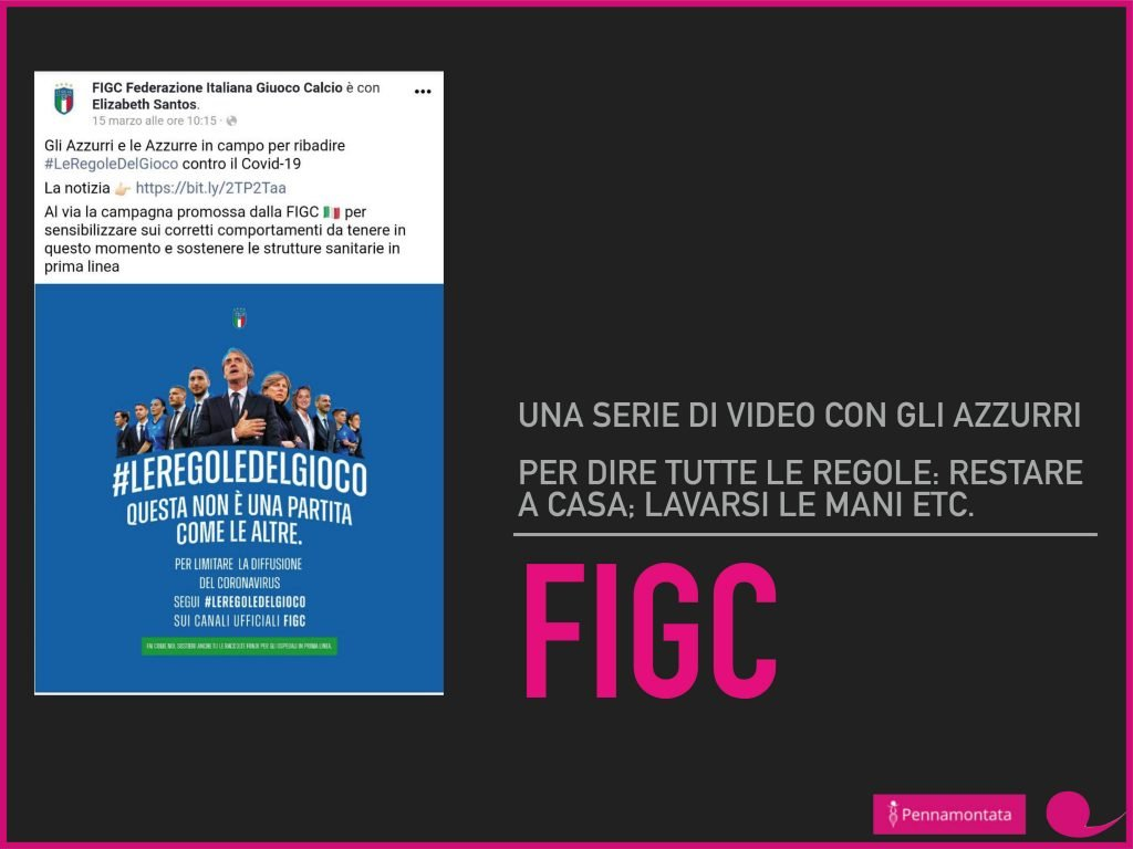 FIGC #iorestoacasa