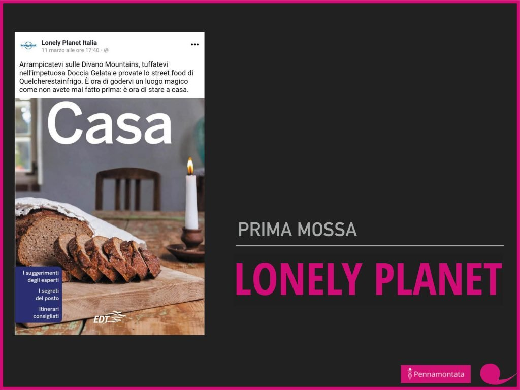 lonely planet #iorestoacasa