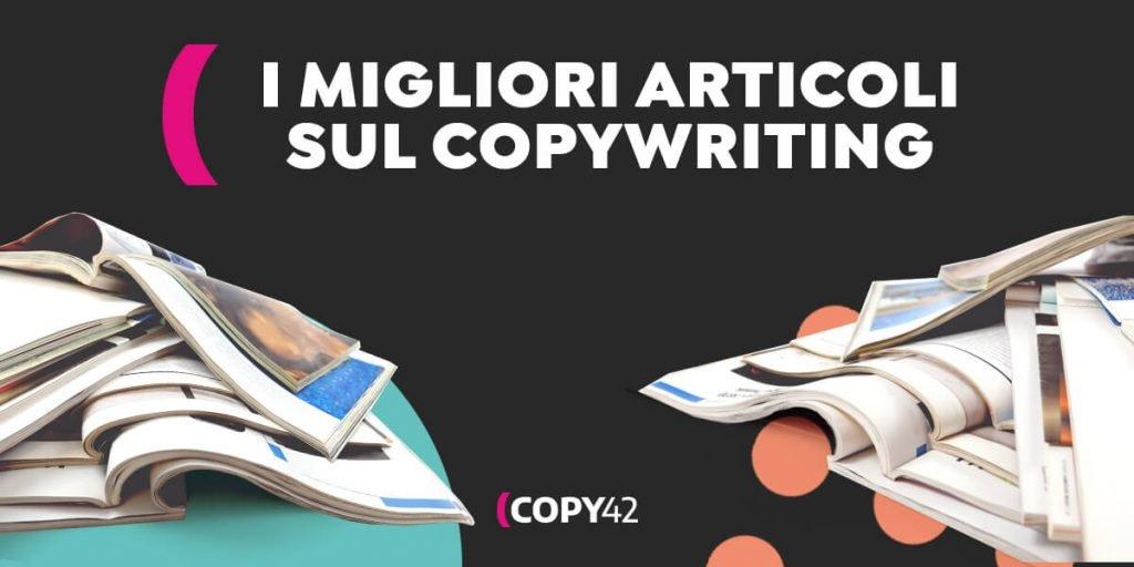 I migliori articoli sul copywriting
