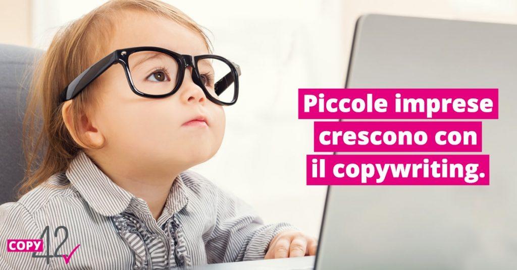 Servizi di copywriting per aziende