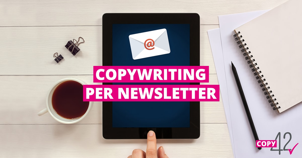 Copywriting per newsletter