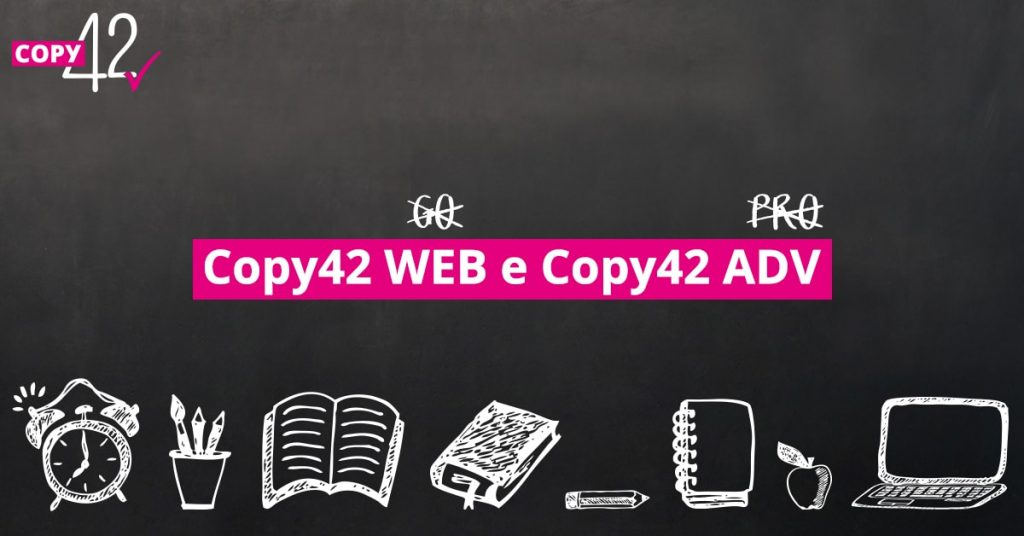 Copy42WEB e Copy42 ADV
