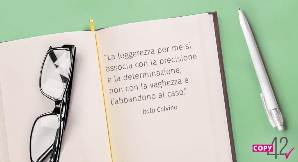citazione Italo Calvino